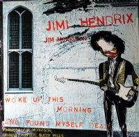 Jimi Hendrix - Woke Up This Morning And Found Myself Dead - (VGC+)